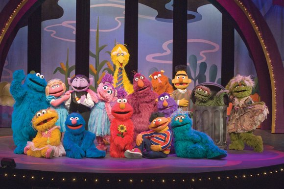 "Many of us grew up watching 'Sesame Street,' and going to ""Sesame Street Live"" shows..."