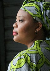 The Grammy award winner Angelique Kidjo texted me on Sunday December 11 at 2:13 Eastern...