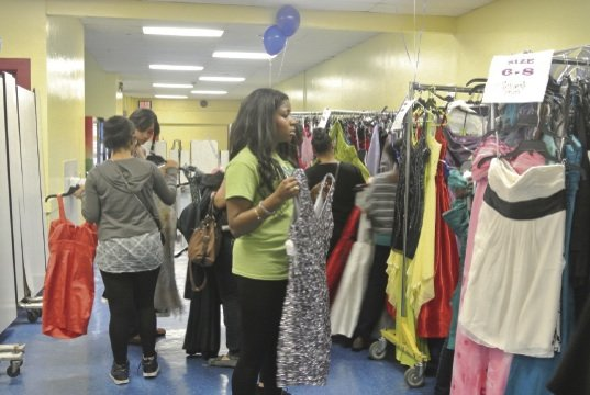 On Saturday, April 27, Samuel J. Tilden High School's cafeteria was transformed to showcase over...