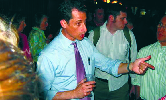 With one YouTube video, Anthony Weiner has altered the landscape of the 2013 New York...