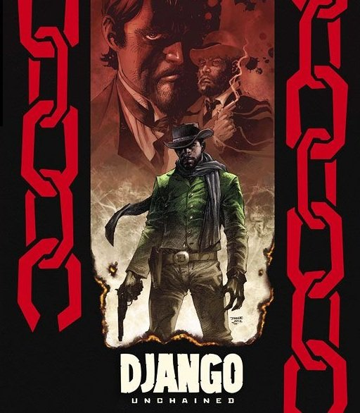 'Django' comic fast becoming collector's item