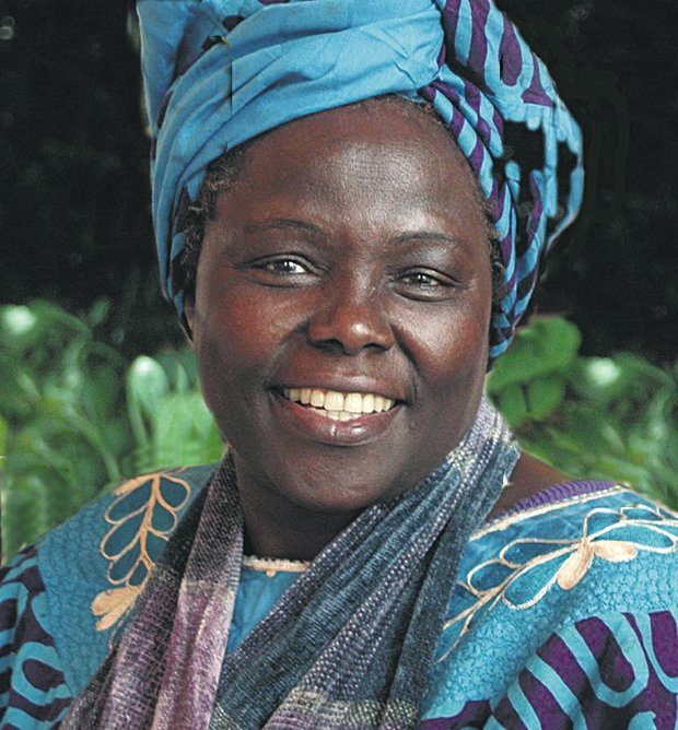 The world mourns the loss of Dr. Wangari Maathai,  Nobel Peace Prize winner