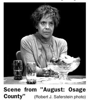 Phylicia Rashad is outstanding in 'August: Osage County'