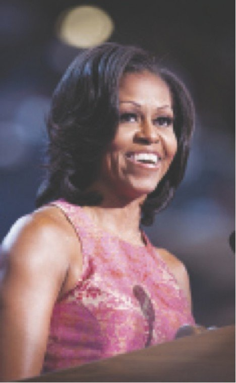 On March 5, first lady Michelle Obama talked about the benefits of the Affordable Care Act at the Jessie Trice ...
