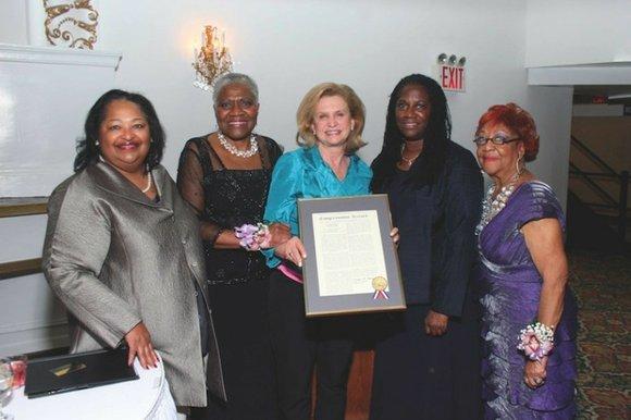 Harlem Hospital Auxiliary Inc. held its centennial celebration gala at the Alhambra Ballroom in Harlem....