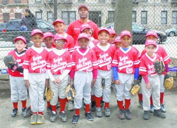 The Harlem Little League continues play this weekend at sites around the village of Harlem....
