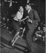 Dance now: Can you Lindy Hop?