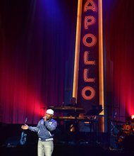 Amateur Night at the Apollo begins 79th season