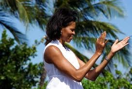 Michelle Obama to break world record for Jumping Jacks