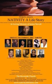ONE NIGHT ONLY!  Nativity: A Life Story