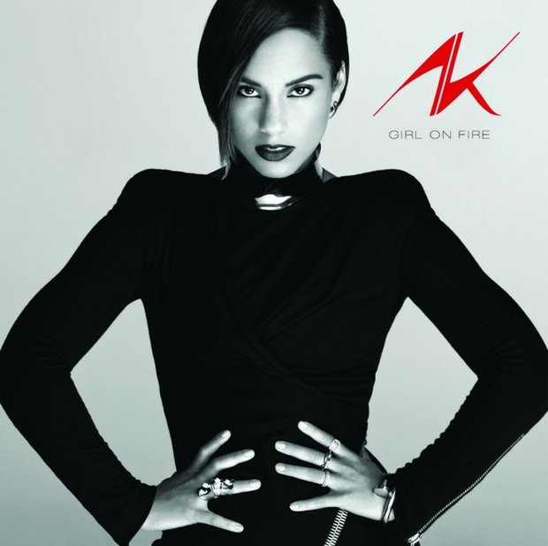 Alicia Keys 'Girl on Fire' smolders for the holidays