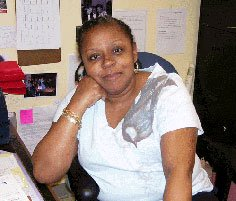 Roxbury native Marcia Gordon, director...