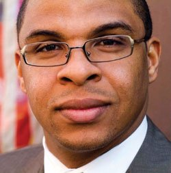 Harvard economics professor Roland Fryer was...