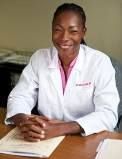 The Dimock Center has appointed Dr. Myechia...