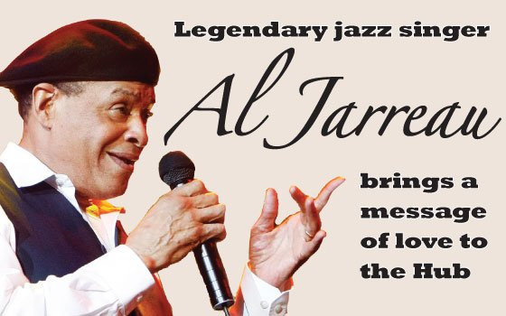 Robin HamiltonAl Jarreau eats, breathes and sleeps his music — and makes no apologies...