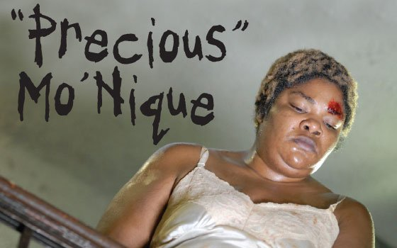 Mo'Nique stars as 'Mary' in Precious: based on the novel 'Push' by Sapphire. (Anne Marie Fox photo...