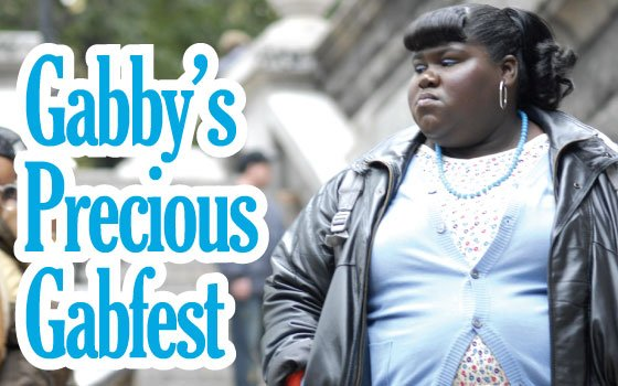 Gabourey Sidibe stars in Precious, based on the novel 'Push' by Sapphire. (Photo courtesy of Lionsgate Publicity) ...
