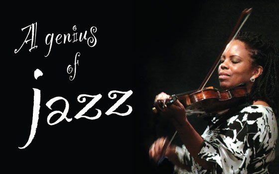 "(Kristophe Diaz photo) Classically trained jazz violinist Regina Carter recently dropped her latest CD ""Reverse..."