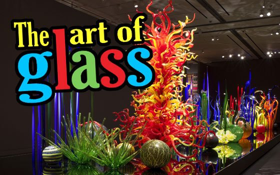 Mille Fiori, Dale Chihuly, Blown glass (Artwork © 2011 by Chihuly Studio, All rights reserved. Photograph © Museum...