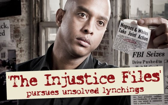"Keith Beauchamp's new TV series, ""The Injustice Files,"" chronicles investigative efforts to solve civil rights murders. (Photo courtesy..."