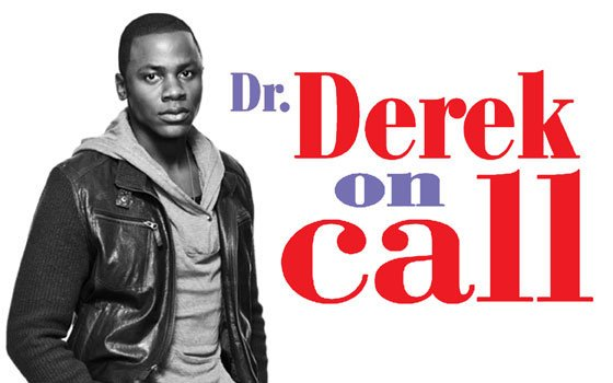 "(Photo courtesy of Derek Luke) Derek Luke talks about his new roles in ""HawthoRNe"" and ""Captain America""..."