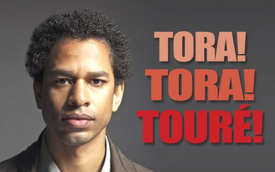 "Touré, a cultural critic for MSNBC, has a new book out called ""Who's Afraid of Post-Blackness?"" (Photo courtesy..."