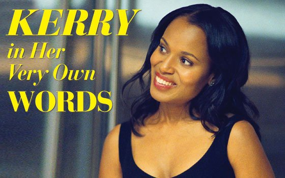 (Photo courtesy of Dream Works)Kerry Washington talks about her latest role with Eddie Murphy in...