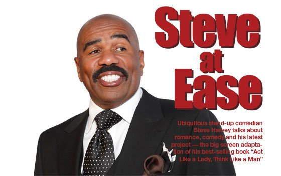 Born in Welch, W. Va., on January 17, 1956, Steve Harvey...