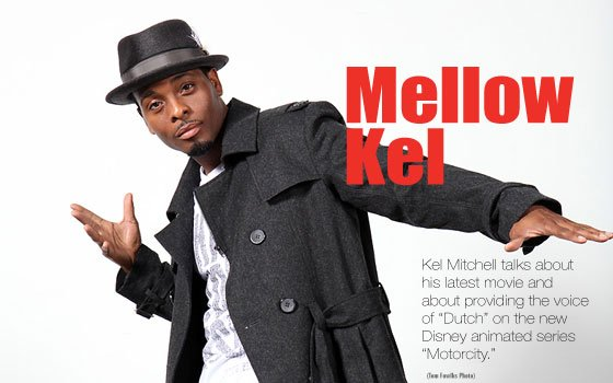 Kel Mitchell provides the...