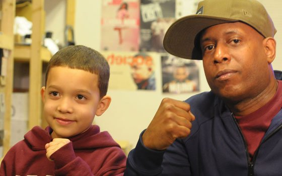 Respected hip hop artist Talib Kweli swung through the Boston area on Feb. 26 for an event-filled day to...