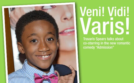 At an early age, Travaris...