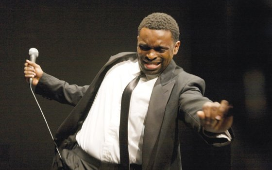 "Mikéah Ernest Jennings is dancing up a storm in ""The Shipment."" (AJ Zanyk photo) Susan..."