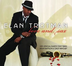 Elan Trotman promoted his new album last week at Scullers...