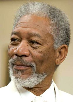(Photo courtesy of Morgan Freeman) Morgan...