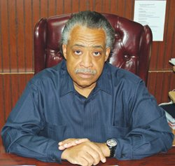"The Rev. Al Sharpton is the host of ""Politics Nation""..."