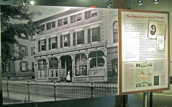 """A unique exhibit showcases the long history of cooking by African AmericansJohn B. Goins, """"The American Colored..."""