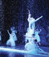 "The Jose Mateo Ballet Theatre will perform ""The Nutcracker"" at the Strand Theatre Dec. 22-24."