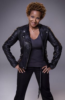 One-on-one with Wanda Sykes One of the most recognizable voices in comedy,...