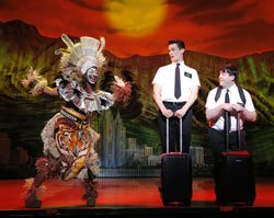 """The Book of Mormon"" brings its first national tour to the Boston Opera House."