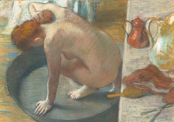 "Noted French artist Edgar Degas' exhibit at the MFA displays his talent for capturing the human form""The..."