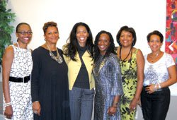 Attorney, author and crisis communications expert Judy Smith...