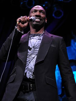Comedian Charlie Murphy performs a stand-up routine. (Photo courtesy of...