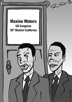 """They can say what they want but Maxine Waters is..."