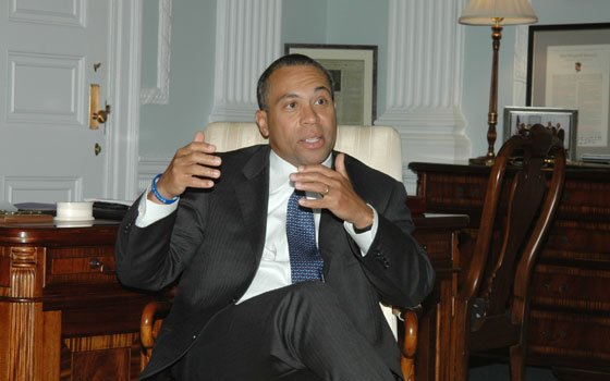 In a wide-ranging interview with the Banner, Gov. Deval Patrick discussed the importance of building for the future...