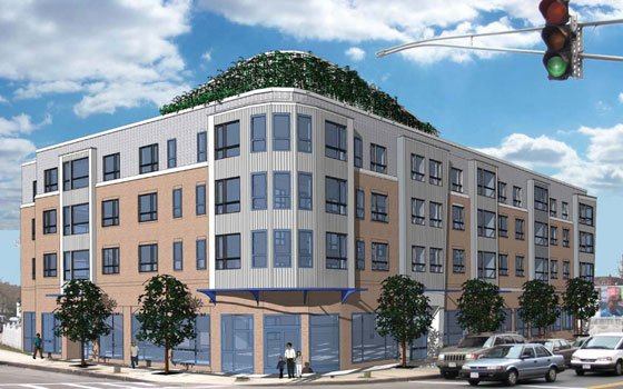 Long overdue, Jackson Square redevelopment underway in Jamaica Plain ...