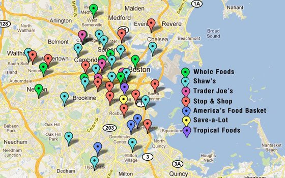 Healthy food is in short supply in communities of color Caitlin Yoshiko Kandil...
