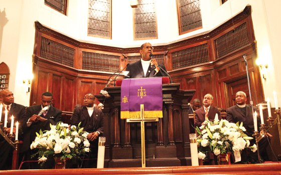 Charles Street AME pastor Gregory G. Groover Sr. admitted last week that he deliberately misled...