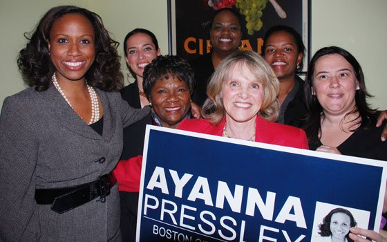 Despite Coakley's loss, philanthropist Barbara Lee still a political power Barbara Lee on election night 2009 with just a few...