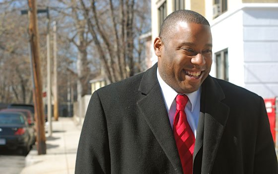 Tito Jackson became Boston's newest city councilor as he rode into victory, besting challenger Cornel Mills in a...