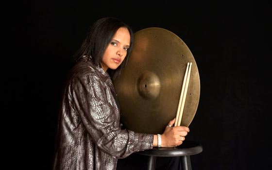 Berklee professor and Grammy Award winner Terri Lyne Carrington will perform at the BeanTown Jazz Fest. (Tracy...